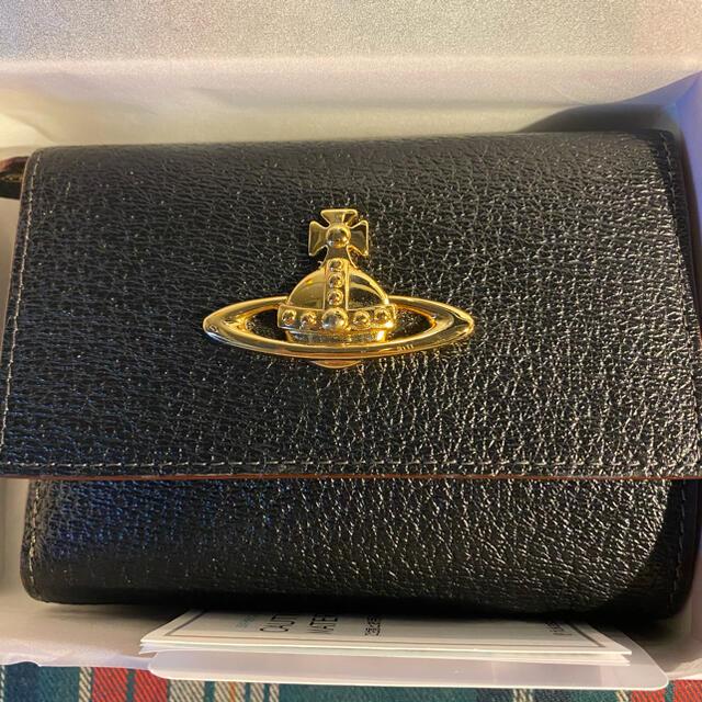 Vivienne Westwood(ヴィヴィアンウエストウッド)の(正品)ヴィヴィアンウエストウッド財布 メンズのファッション小物(折り財布)の商品写真