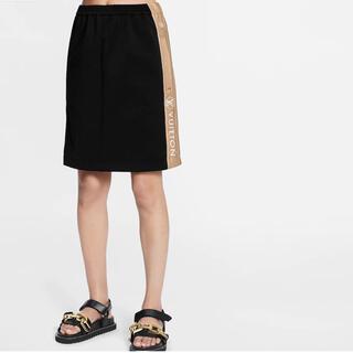 ルイヴィトン(LOUIS VUITTON)の新品 最新作 全国完売品 ルイヴィトン ストレートカットスポーティスカート(ひざ丈スカート)