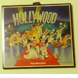 ディズニー(Disney)の壁掛け ディズニー   グッズ Disney タペストリー インテリア レトロ(絵画/タペストリー)