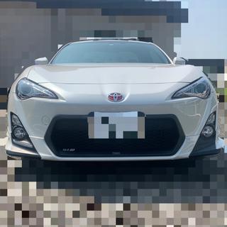 トヨタ - トヨタ 86  TRD フルエアロ 210万円
