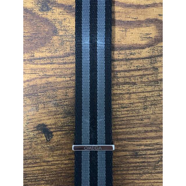 OMEGA(オメガ)のOMEGA 純正NATOストラップ メンズの時計(その他)の商品写真