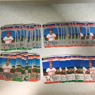 タカラトミー(Takara Tomy)のタカラ プロ野球カードゲーム 広島セット ピノさん専用(野球/サッカーゲーム)