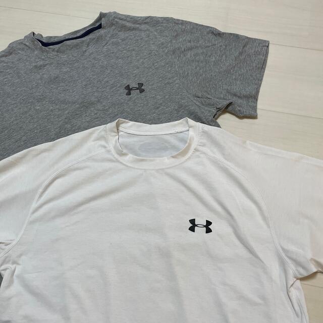 UNDER ARMOUR(アンダーアーマー)のアンダーアーマー2枚セット メンズのトップス(Tシャツ/カットソー(半袖/袖なし))の商品写真