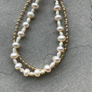アダムエロぺ(Adam et Rope')のhandmade accessory 167(ブレスレット/バングル)
