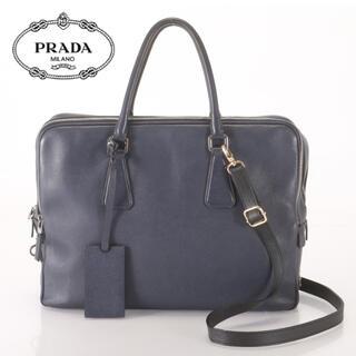 PRADA - 【定価16万円】■プラダ■サフィアーノ■ブリーフケース■ショルダー バッグ