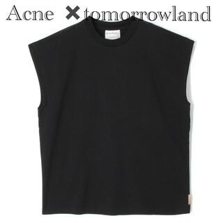 アクネ(ACNE)のAcne Studios×tomorrowlandフレンチスリーブプルオーバー(カットソー(半袖/袖なし))