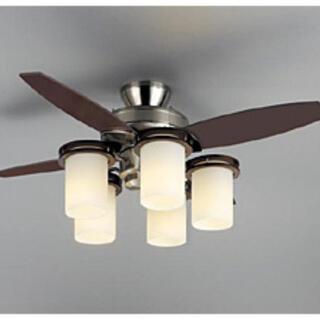 エヌイーシー(NEC)のNEC XZF–65780R 照明機器 シーリングファン(天井照明)