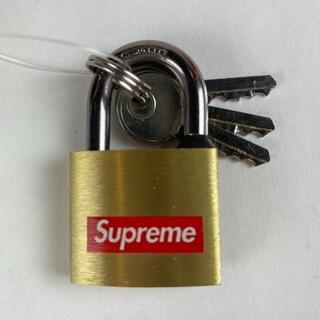 シュプリーム(Supreme)のSupreme 15aw Brass Mini Padlock Gold(その他)