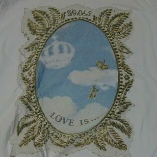 ジェーンマープル(JaneMarple)のドンルTシャツ(Tシャツ(半袖/袖なし))