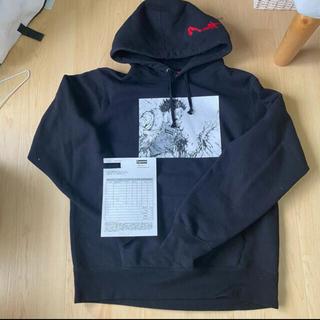 Supreme - シュプリームAkira arm hooded sweatshirt  Mサイズ