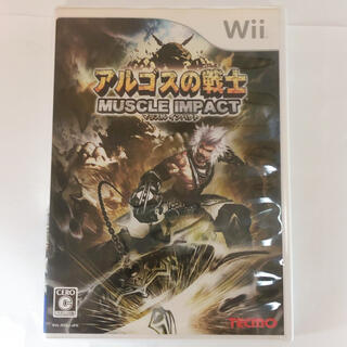 Wii - Wiiソフト アルゴスの戦士 マッスルインパクト