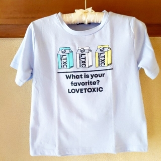 lovetoxic - ラブトキシック Tシャツ