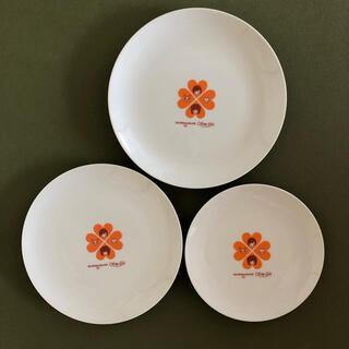 オリーブデオリーブ(OLIVEdesOLIVE)のOLIVE des OLIVEのプレート(大中小)3枚(食器)
