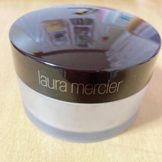 laura mercier - ローラメルシエ ルースセッティングパウダー おしろい