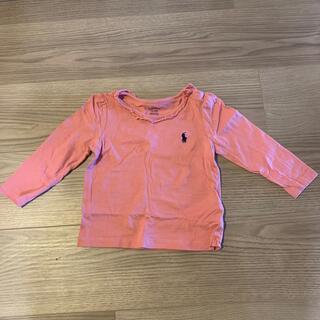 ラルフローレン(Ralph Lauren)のラルフローレン ベビー 80cm ロンT(Tシャツ)