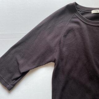 フリークスストア(FREAK'S STORE)のFREAK'S STORE 五分袖サーマルトップス(カットソー(半袖/袖なし))