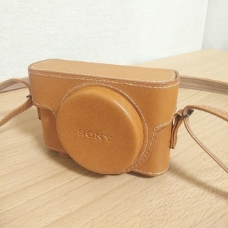 SONY - ソニー デジタルカメラ ジャケットケース【LCJ-RXF】