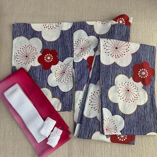 浴衣セット size M〜L(浴衣)