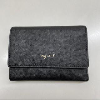 アニエスベー(agnes b.)のアニエスベー 三つ折り財布(財布)