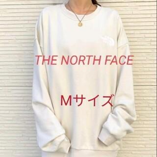 ザノースフェイス(THE NORTH FACE)の☆新品☆ノースフェイス スウェット トレーナー クルーネック ビッグシルエット(スウェット)