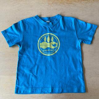 モンベル(mont bell)のモンベル Tシャツ 110  美品(Tシャツ/カットソー)