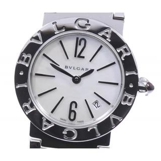ブルガリ(BVLGARI)の☆良品 ブルガリ ブルガリブルガリ BBL26S レディース 【中古】(腕時計)