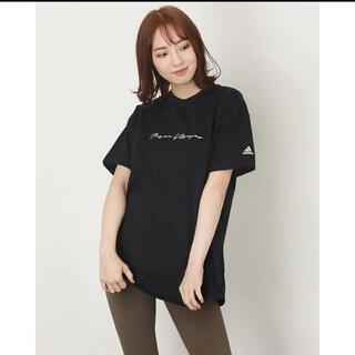 アディダス(adidas)のadidas ロング Tシャツ(シャツ/ブラウス(半袖/袖なし))