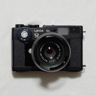 LEICA - LEICA CL 50周年記念モデル + SUMMICRON-C 40mm F2