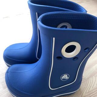 クロックス(crocs)のクロックスレインブーツ 長靴 ベビー(長靴/レインシューズ)