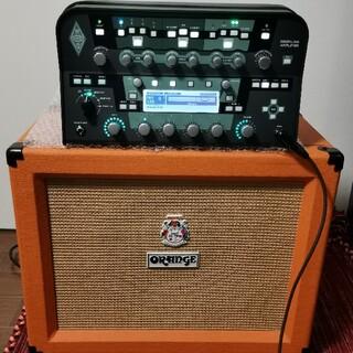 KEMPER リグ減 パワーヘッド ギター PPC112 アンプ エフェクター(ギターアンプ)