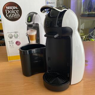 ドルチェグスト  ジェニオアイ ホワイト(コーヒーメーカー)