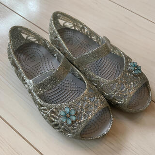 crocs - クロックス サンダル 18cm