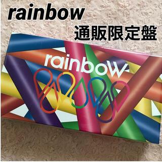 ジャニーズWEST♡rainboW オンライン通販限定盤