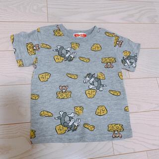 しまむら - 【新品未使用】トムとジェリー Tシャツ 80サイズ