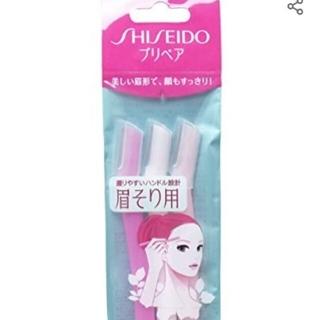 シセイドウ(SHISEIDO (資生堂))の資生堂 プリペア 3本入り✖️2(カミソリ)