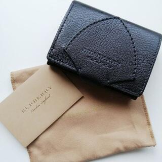 バーバリー(BURBERRY)のBURBERRY*バーバリー 折り財布 コンパクト ミニ財布(財布)