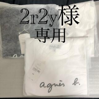 アニエスベー(agnes b.)のAgnes b. アニエスベー 半袖 Tシャツ メンズ(Tシャツ/カットソー(半袖/袖なし))