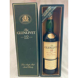 キリン - 旧ボトル グレンリベット  12年 キリンシーグラム ピュアシングルモルト 古酒