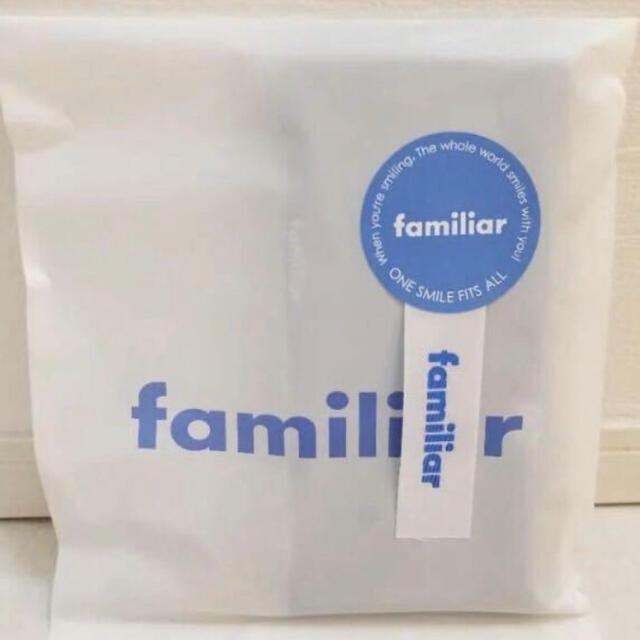 familiar(ファミリア)のfamiliar ファミリア エコバッグ シュパット Sサイズ Shupatto レディースのバッグ(エコバッグ)の商品写真