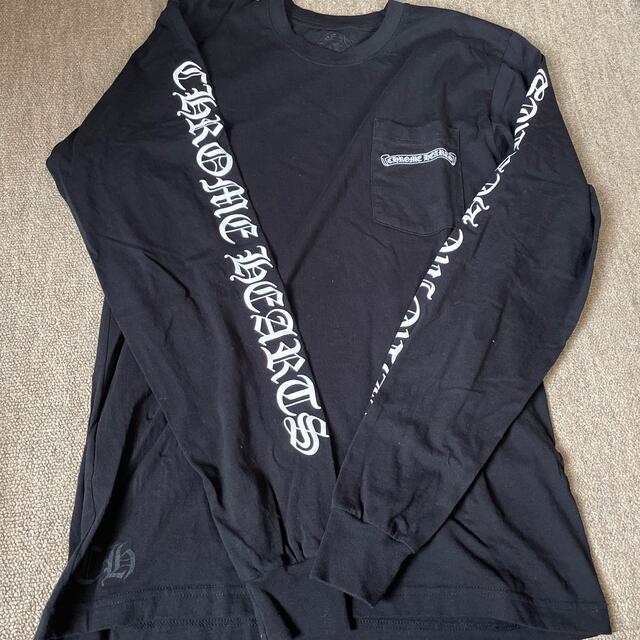 Chrome Hearts(クロムハーツ)のクロムハーツ メンズのトップス(Tシャツ/カットソー(七分/長袖))の商品写真