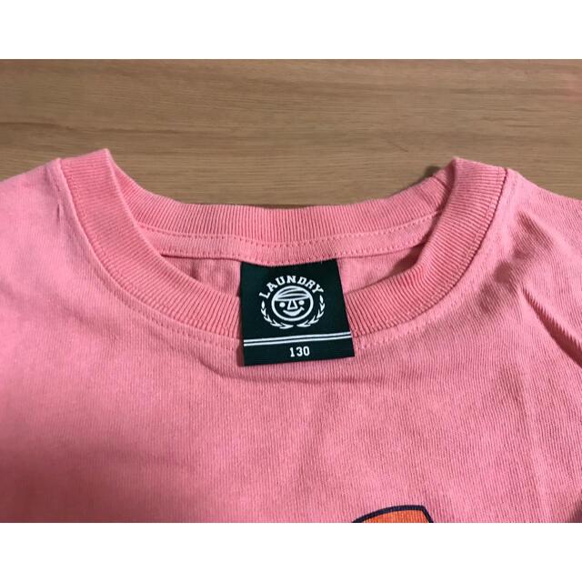 LAUNDRY(ランドリー)の*LAUNDRY*Tシャツ 130 キッズ/ベビー/マタニティのキッズ服男の子用(90cm~)(Tシャツ/カットソー)の商品写真