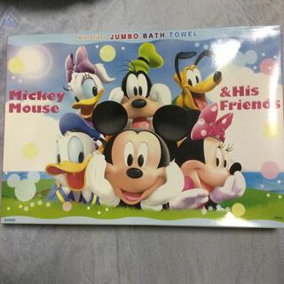 ミッキーマウス(ミッキーマウス)のミッキーマウス/マイクロファイバージャンボバスタオル(タオル/バス用品)