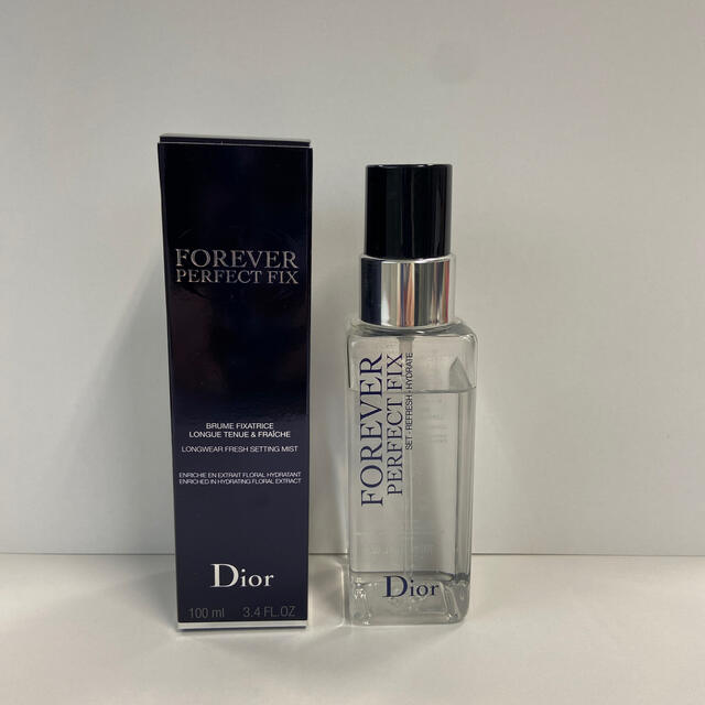 Dior(ディオール)のディオールスキン フォーエバー メイクアップ フィックス ミスト コスメ/美容のスキンケア/基礎化粧品(化粧水/ローション)の商品写真