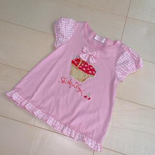 シャーリーテンプル(Shirley Temple)のさくらんぼTシャツ(Tシャツ/カットソー)