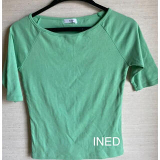INED - INED トップス  カットソー