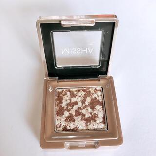 ミシャ(MISSHA)のミシャ グリッタープリズムシャドウ GBR02(アイシャドウ)