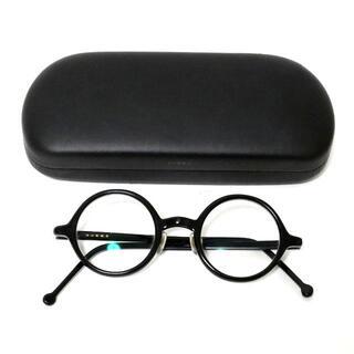 白山眼鏡店 ROUND classic 丸メガネ 黒 ラウンド クラシック 眼鏡(サングラス/メガネ)