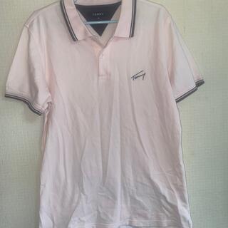 トミー(TOMMY)のTOMMYトミーフイルガ−ポロシャツ(ポロシャツ)