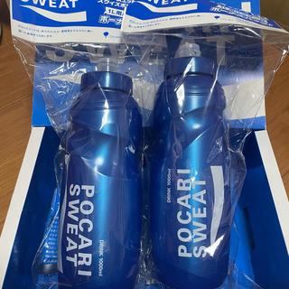 オオツカセイヤク(大塚製薬)のポカリスエット ボトル 2本セット(トレーニング用品)