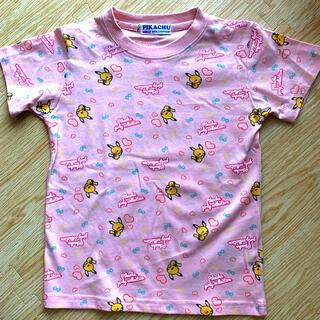 ポケモン(ポケモン)のポケモン ピカチュウ Tシャツ 半袖 ガールズコレクション UT(Tシャツ/カットソー)
